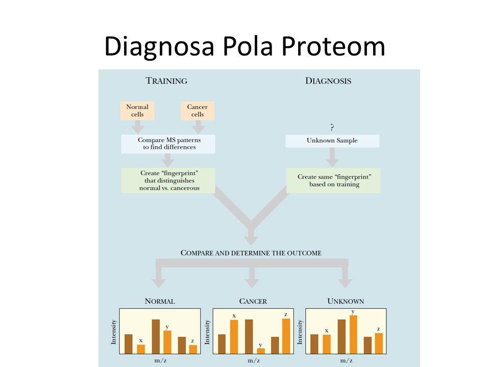 Diagnosa Pola Proteom
