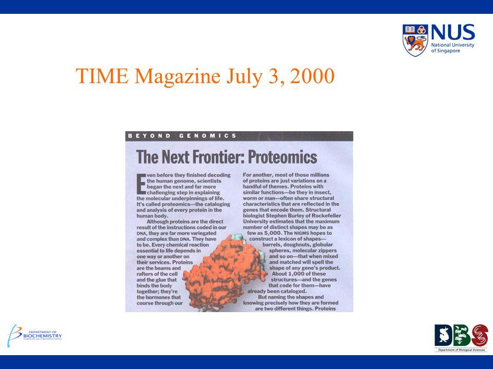 TIME Magazine July 3, 2000