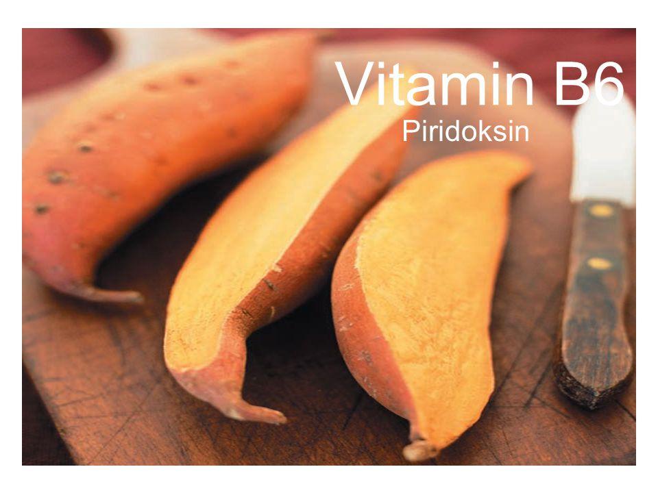 Vitamin B6 Piridoksin