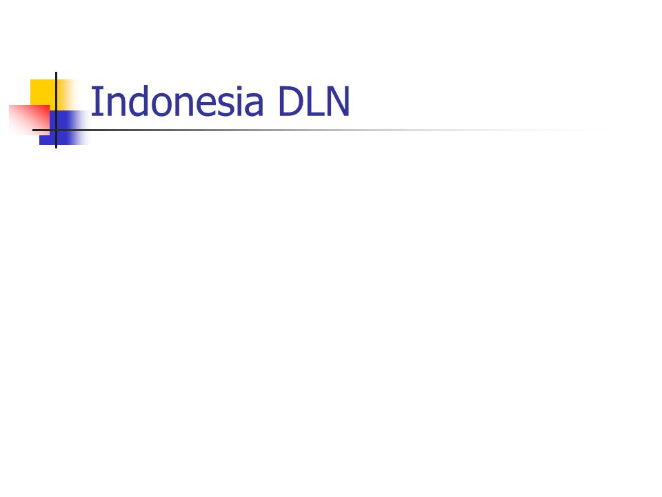 Indonesia DLN