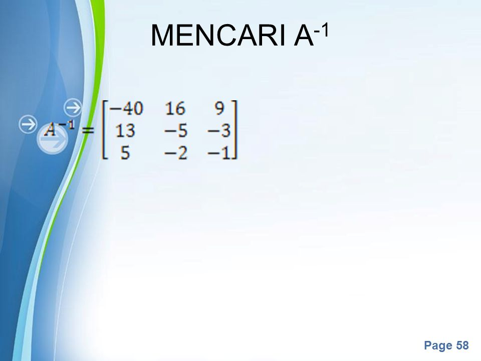 Powerpoint Templates Page 58 MENCARI A -1