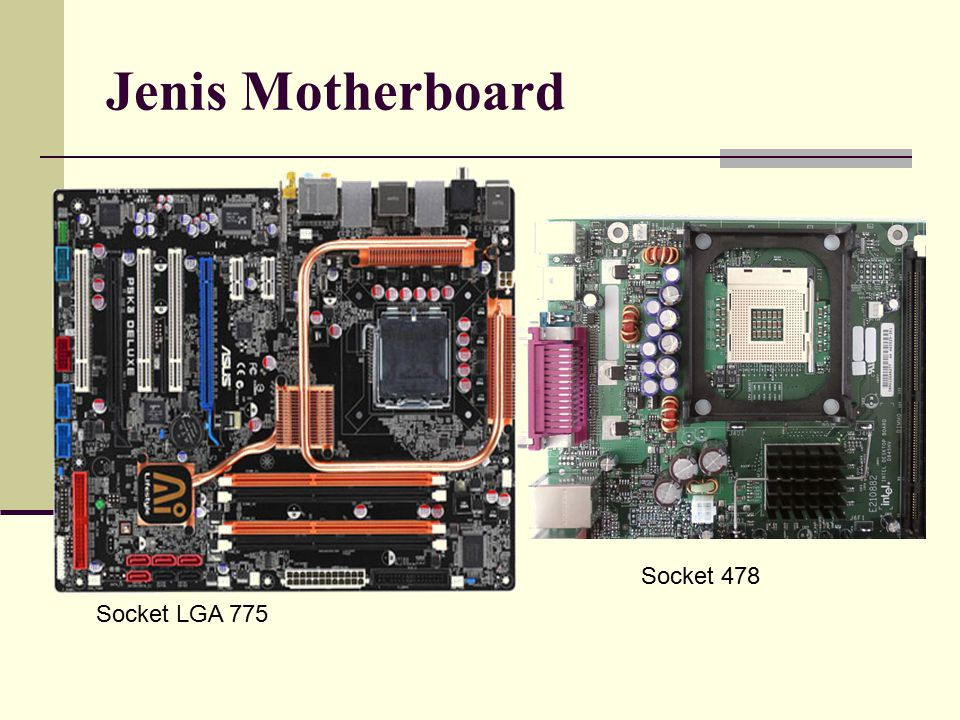 Jenis Motherboard Socket LGA 775 Motherboard Dual Processor