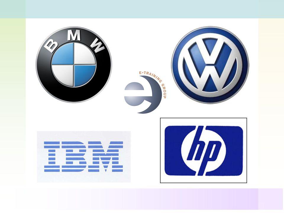 Initial Letter Logos Logo yang menggunakan huruf awal (inisial), dari nama perusahaan atau produk.