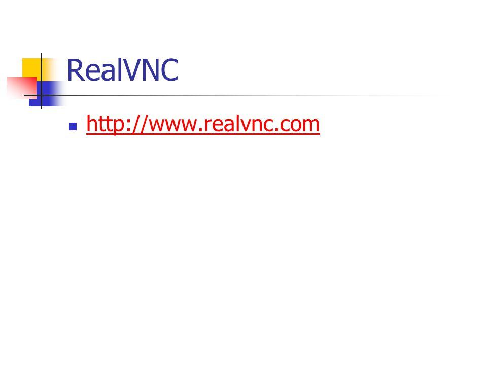 RealVNC http://www.realvnc.com