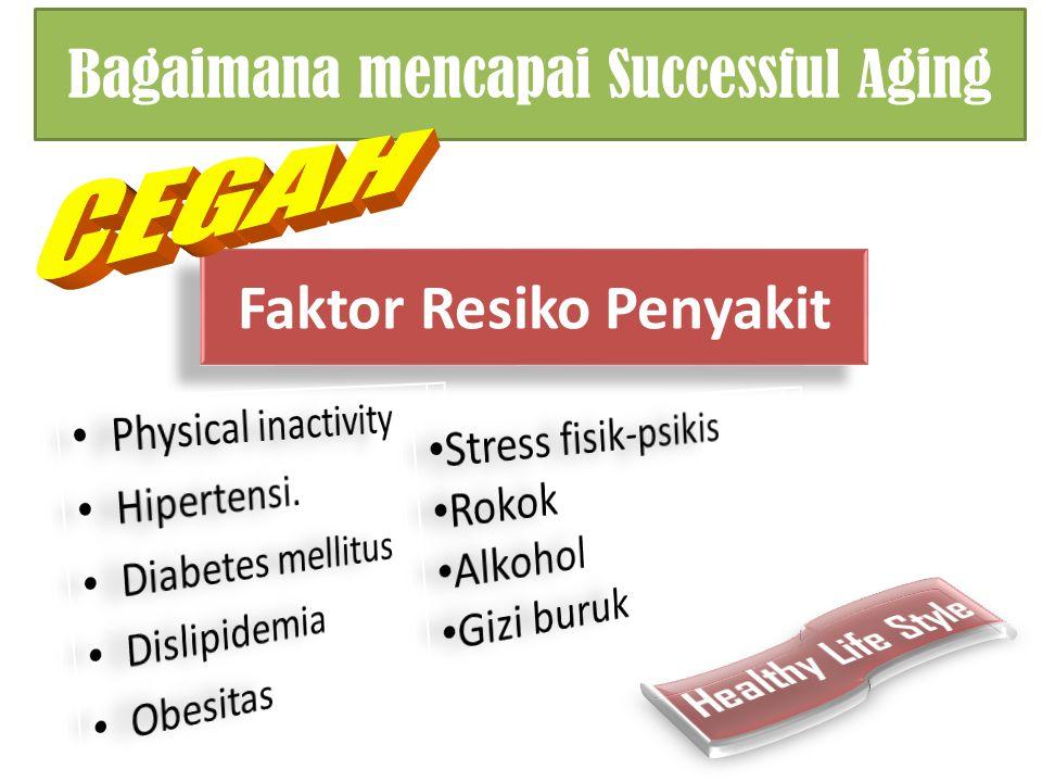 Faktor Resiko Penyakit Bagaimana mencapai Successful Aging