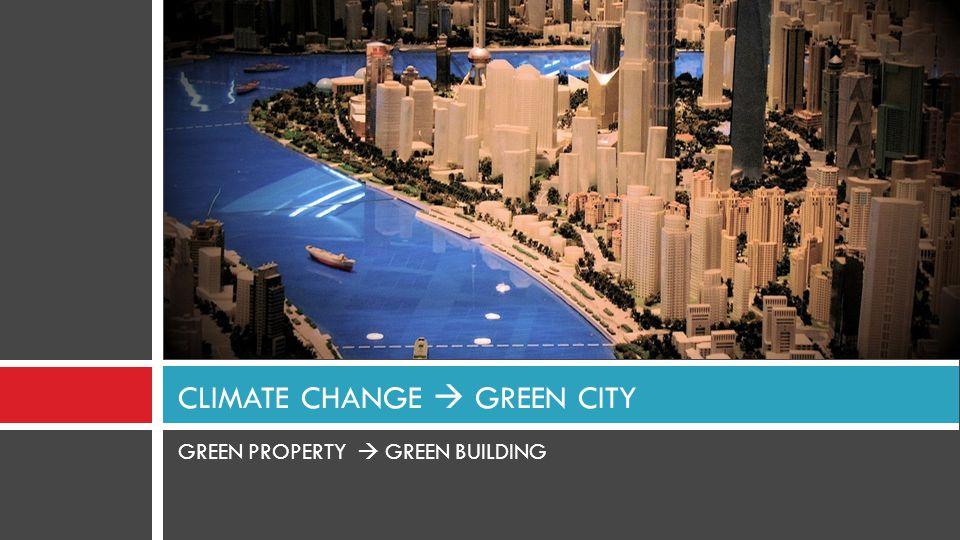 Merupakan jawaban atas isu pemanasan global Bentuk bangunan harus bisa berempati, tanggap dan memberikan solusi: di antaranya adalah: GREEN BUILDING