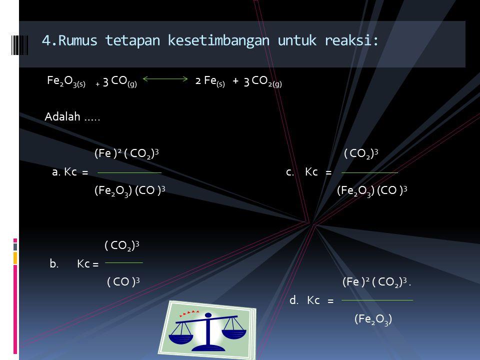 H 2(g) + Br 2(g) 2 HBr (g) AH = -26 kkal adalah….. a. Konsentrasi dan suhu b. Konsntrasi dan tekanan c. Volume dan tekanan d. Volume dan suhu e. Suhu