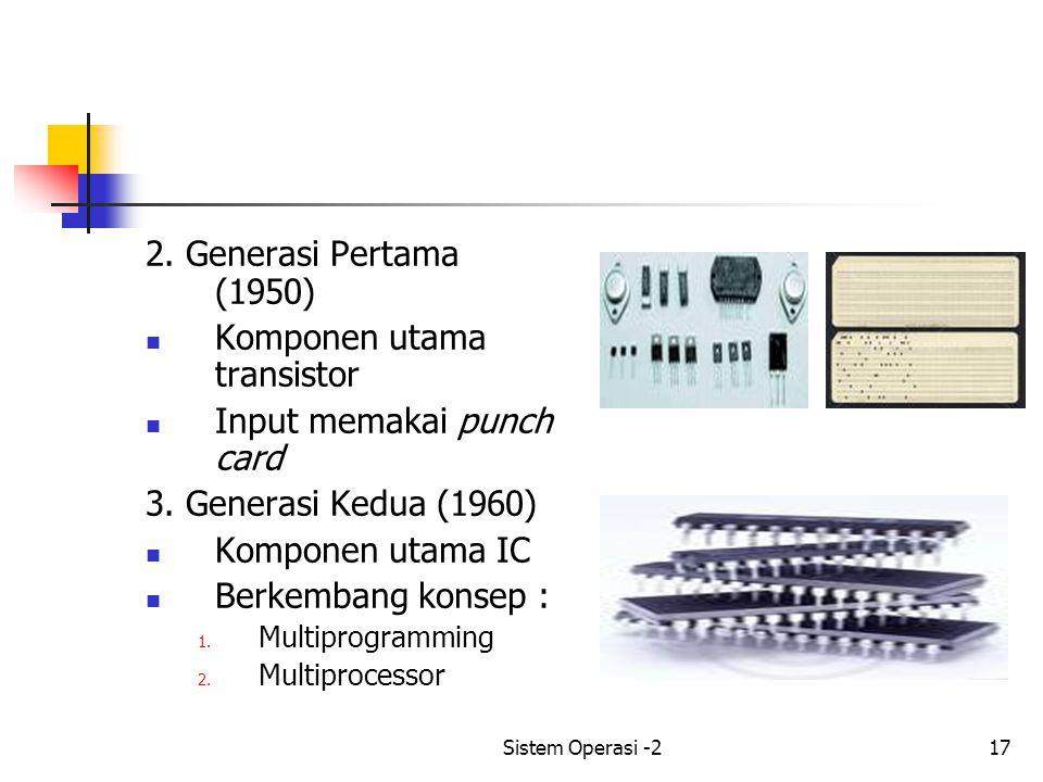 Sistem Operasi -217 2.