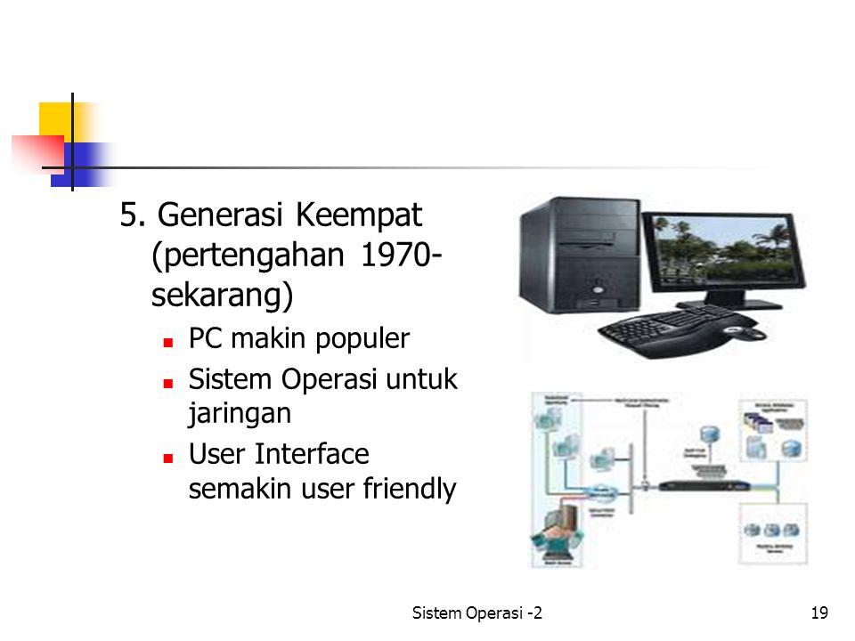 Sistem Operasi -219 5.