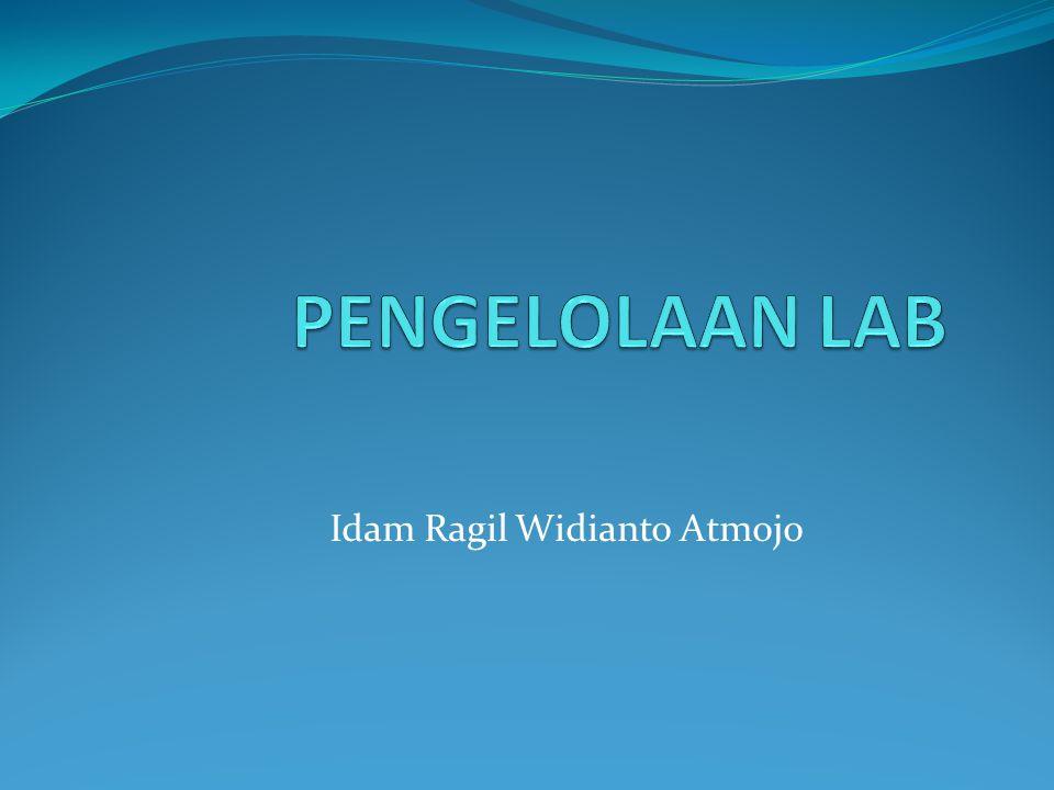 Idam Ragil Widianto Atmojo