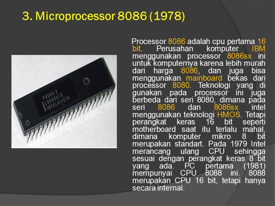 13.AMD K6  K6 AMD diluncurkan 2 April 1997.