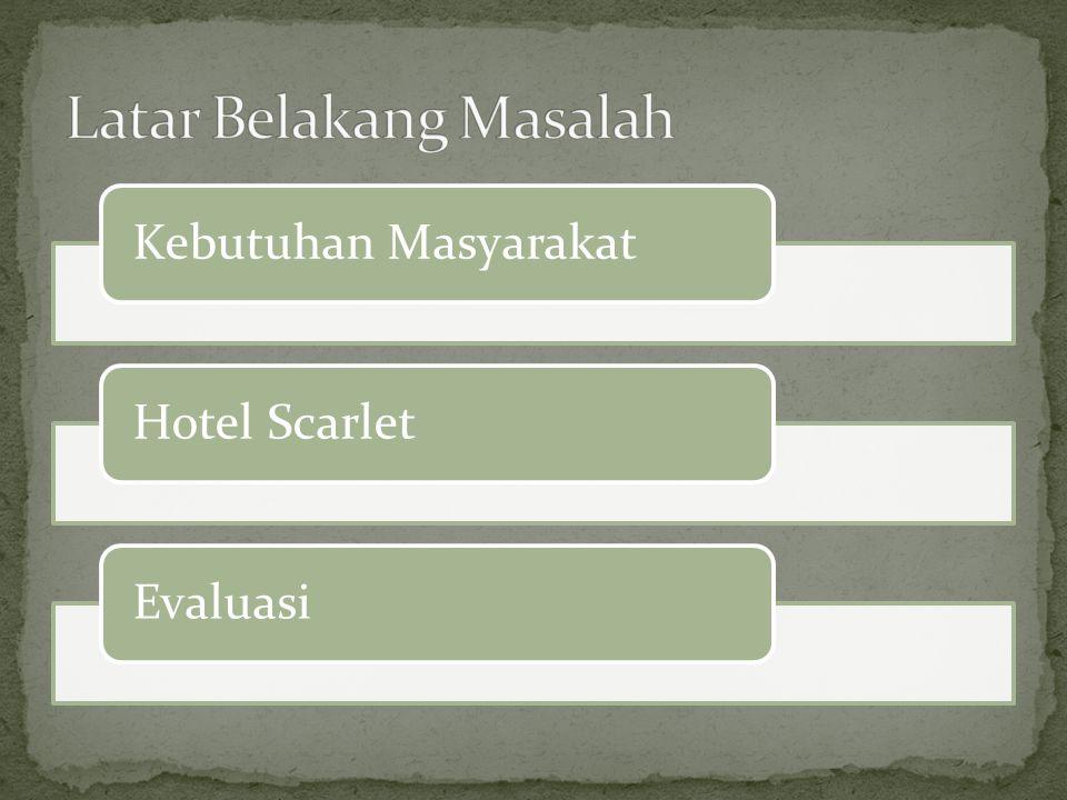 Activity Diagram Sistem Informasi Reservasi Pada Scarlet hotel yang diusulkan