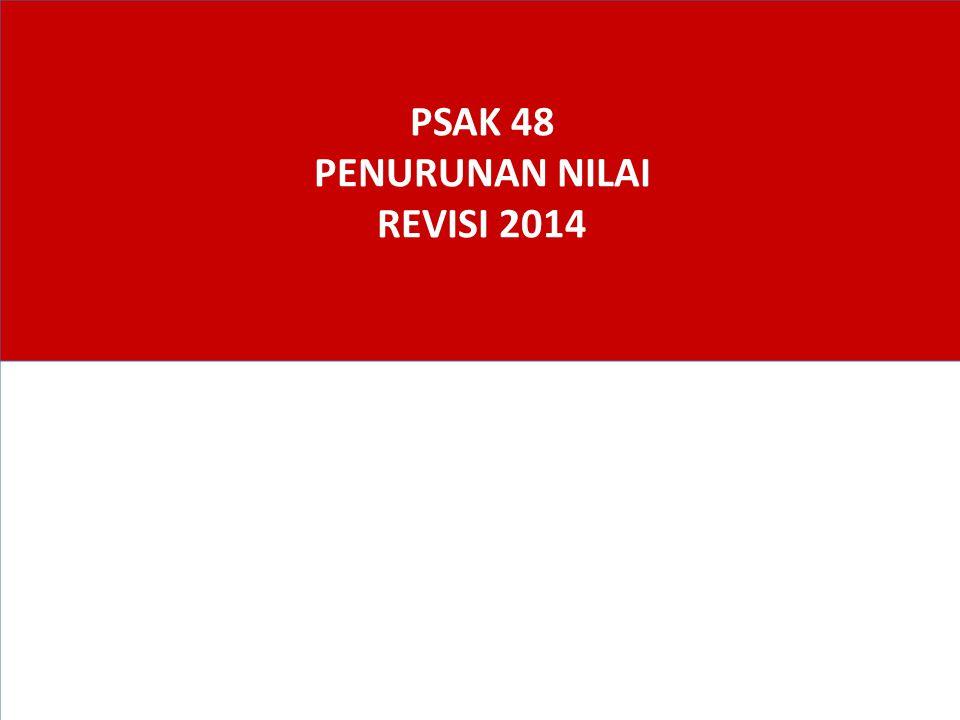 PSAK 48 PENURUNAN NILAI REVISI 2014