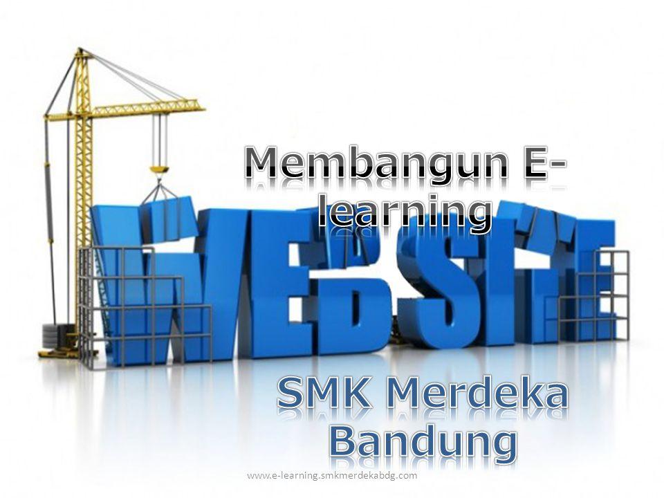 www.e-learning.smkmerdekabdg.com Observasi :