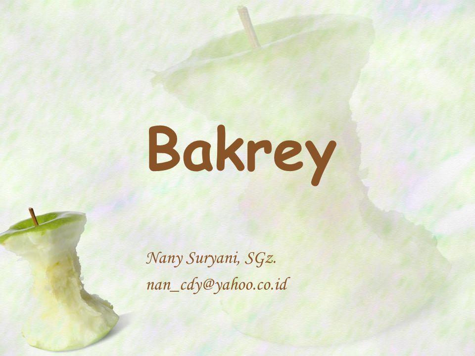 Bakrey Nany Suryani, SGz. nan_cdy@yahoo.co.id