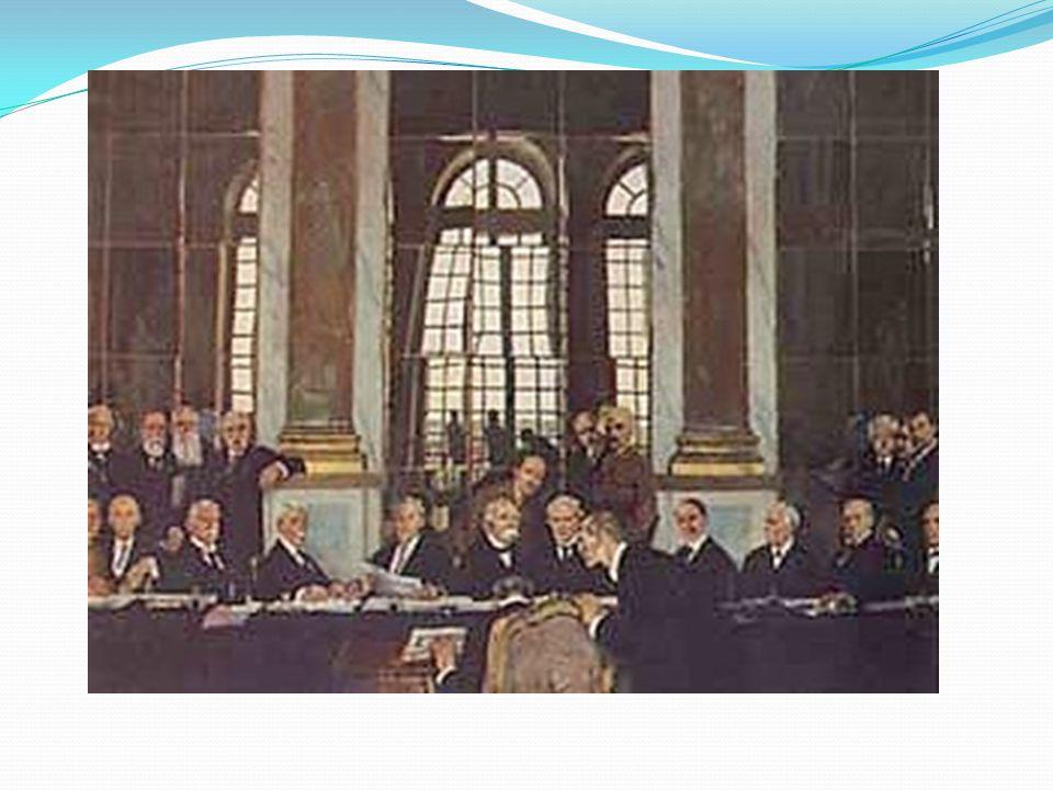 Jerman pun menandatangani perjanjian gencatan senjata pada 11 November 1918, di Compiègne Forest, yang menjadi akhir dari perseturuan sesungguhnya. Pe