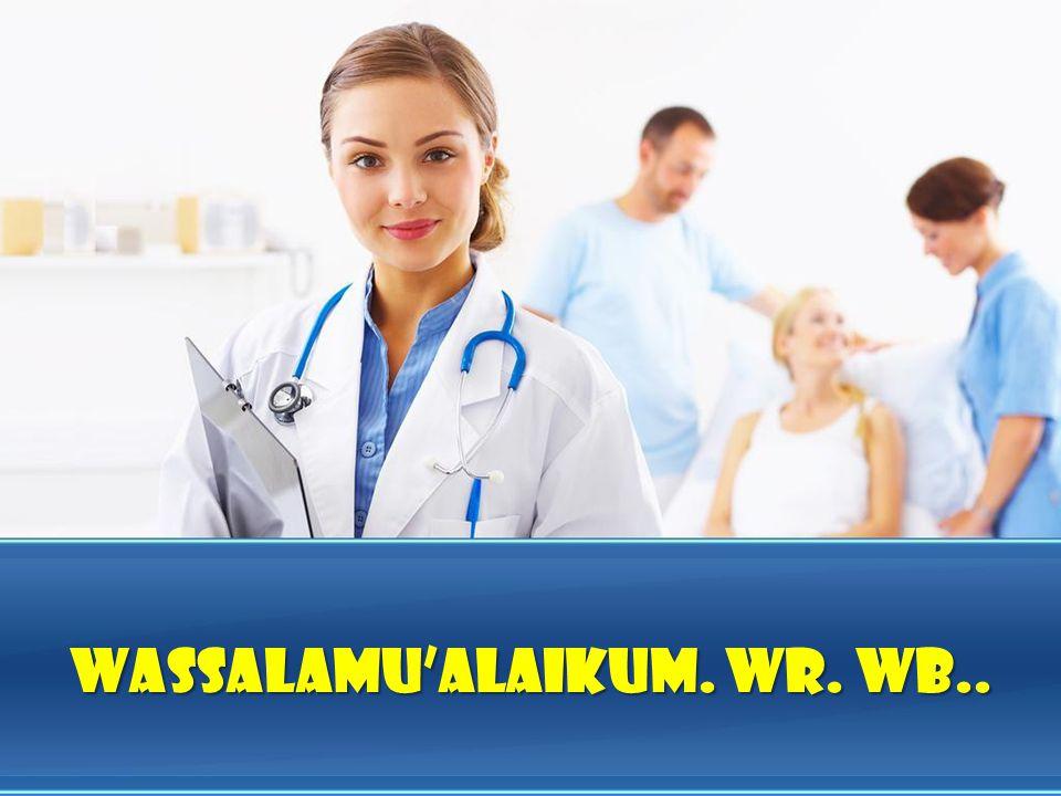 Wassalamu'alaikum. Wr. Wb..