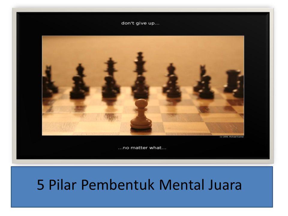 5 Pilar Pembentuk Mental Juara