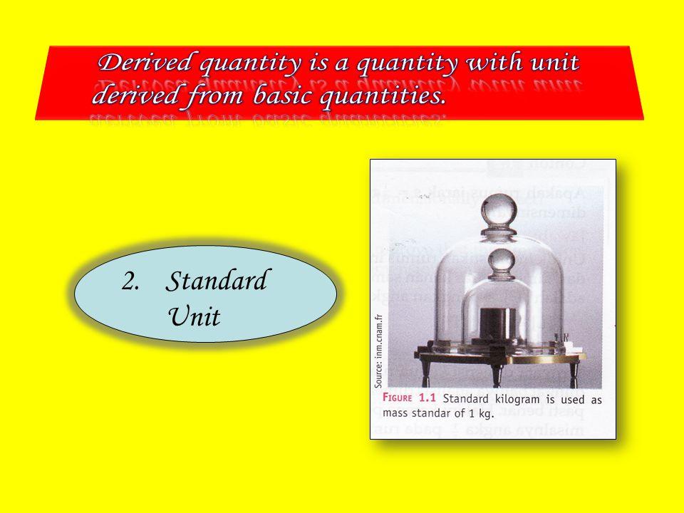 2.Standard Unit