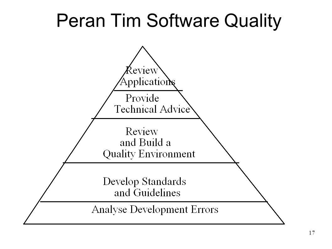 17 Peran Tim Software Quality