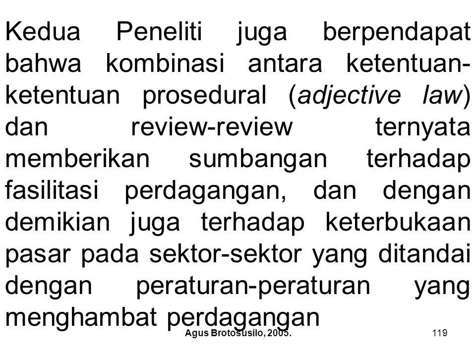 Agus Brotosusilo, 2005.120 Posisi Indonesia Dalam AFTA Pada berbagai mass-media dikemukakan opini bahwa diantara negara-negara anggota ASEAN Indonesia adalah negara yang paling tidak siap untuk menghadapi AFTA.* Kondisi semacam ini menimbulkan konsekuensi bahwa apabila Indonesia ikut serta dalam organisasi perdagangan regional tersebut, negara ini harus mengejar ketertinggalannya dari sesama anggota AFTA lainnya.