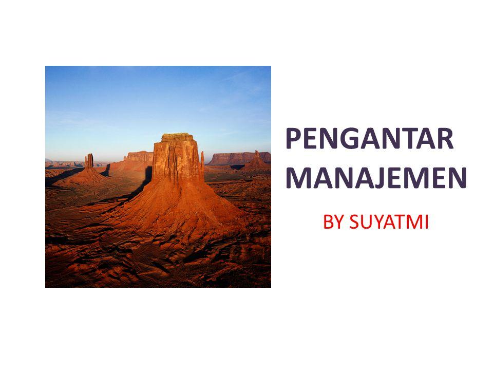 Seorang manajer efektif adalah seorang manajer yang dapat memilih pekerjaan yang harus dilakukan (atau metode/cara) yang tepat untuk mencapai tujuan.