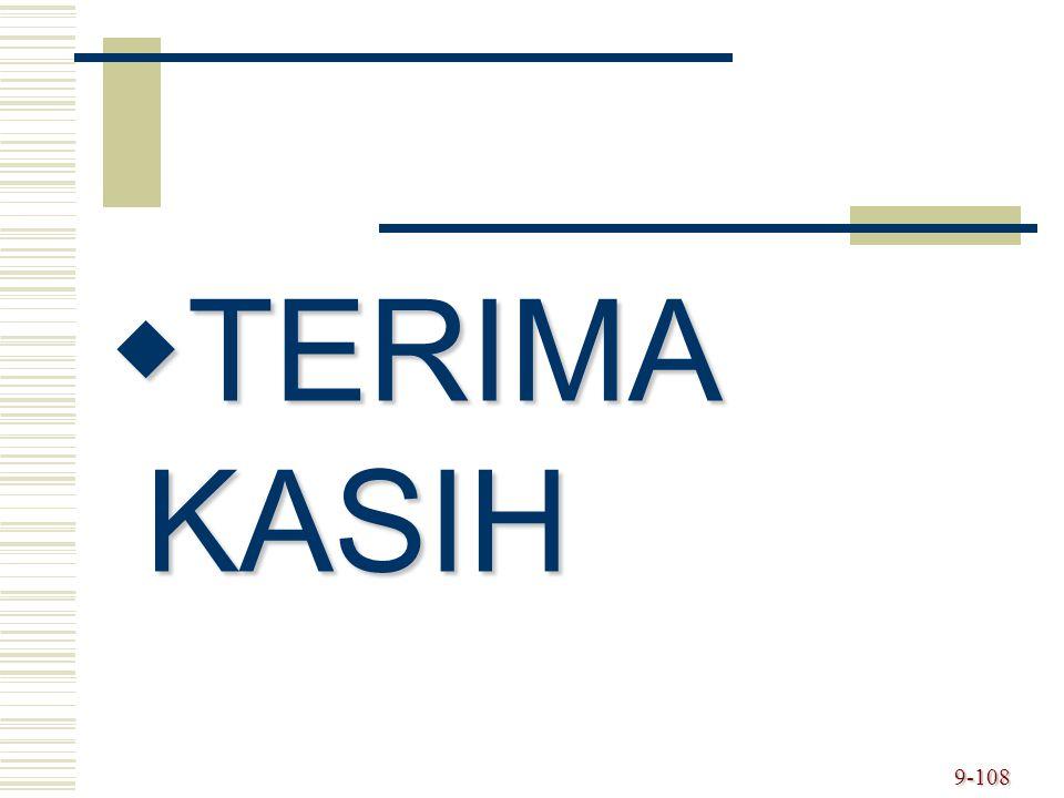  TERIMA KASIH 9-108