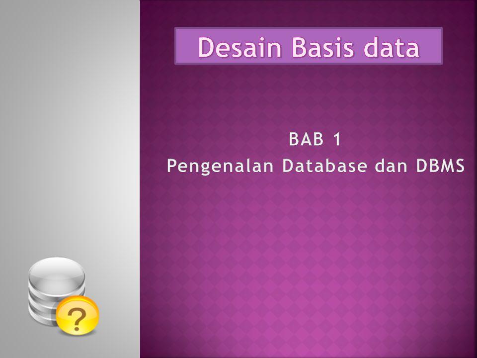  Konsep kuncinya adalah transaksi, merupakan urut- urutan atomic dari aksi basis data (baca/tulis).