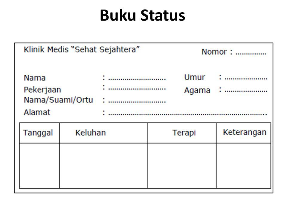Buku Status