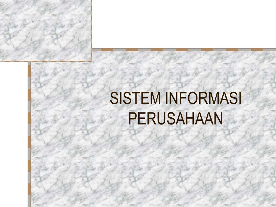 PROSES PENGAMBILAN KEPUTUSAN EKSEKUTIF Lingkungan Eksternal Evaluasi Informasi Lingkungan Internal Analisis Kualitatif Analisis Kuantitatif Ada masalah Analisis Kualitatif Scanning Tidak Ya Tahap I Tahap II