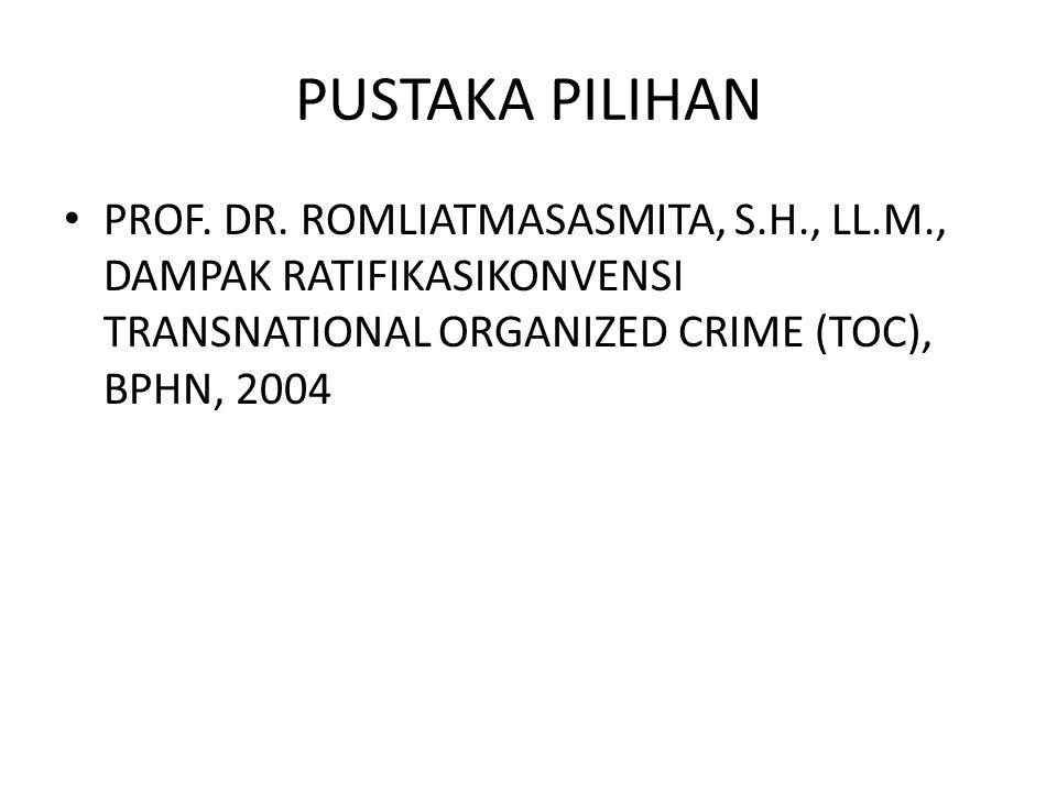 PUSTAKA PILIHAN PROF.DR.