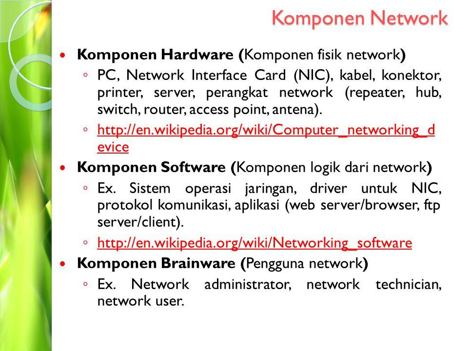 Local Area Network LAN merupakan jaringan komputer dalam ruang lingkup yang sangat terbatas, misalnya dalam sebuah ruangan, sebuah rumah, sampai sebuah gedung bertingkat.