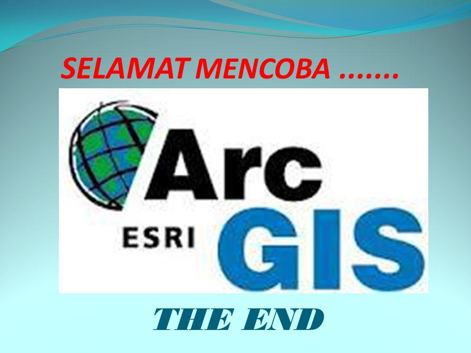 SELAMAT MENCOBA....... THE END