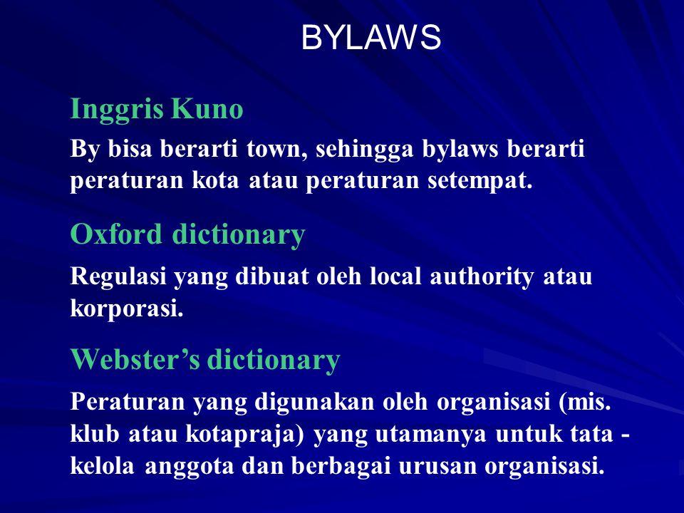 HOSPITAL BYLAWS HOSPITAL BYLAWS
