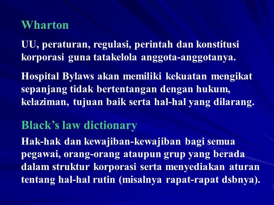 BYLAWS Oxford dictionary Regulasi yang dibuat oleh local authority atau korporasi.