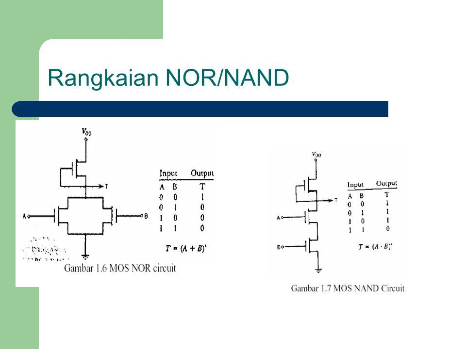 Rangkaian NOR/NAND