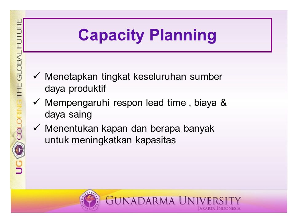 APP menggunakan Strategi Murni Hiring cost= $100 per worker Firing cost= $500 per worker Inventory carrying cost= $0.50 pound per quarter Production per employee= 1,000 pounds per quarter Beginning work force= 100 workers QUARTERSALES FORECAST (LB) Spring80,000 Summer50,000 Fall120,000 Winter150,000 Example 9.1
