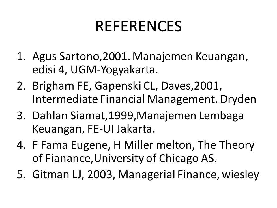 Fungsi ketiga seorang manjer keuangan adalah kebijakan deviden.