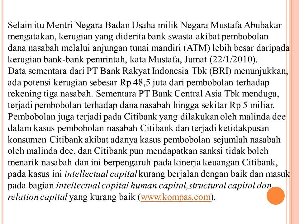 Teknik Penentuan data Populasi populasi dalam penelitian ini adalah Bank BUMN di Wilayah Bandung yang terdaftar di Bursa Efek Indonesia yaitu sebanyak 4 Bank.