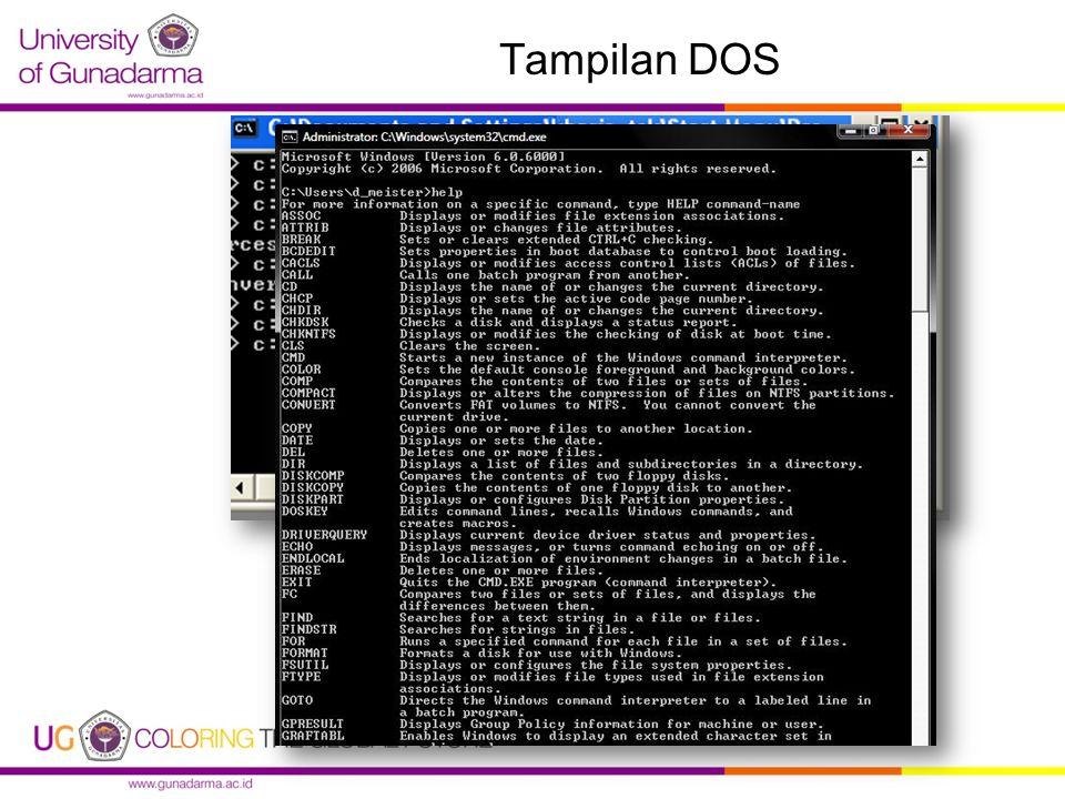 TampilanWindows