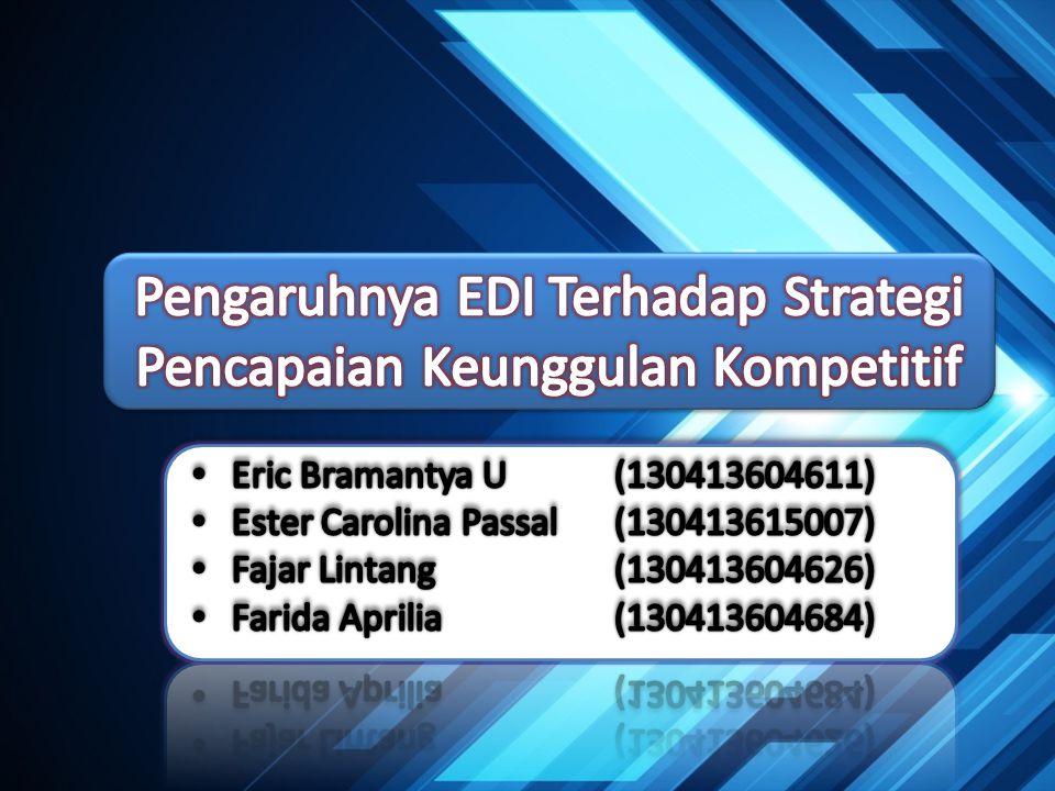 Implementasi EDI di Indonesia