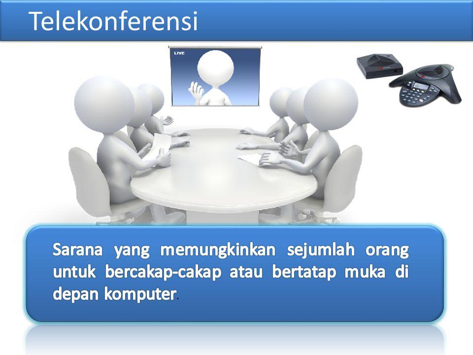 Telekonferensi