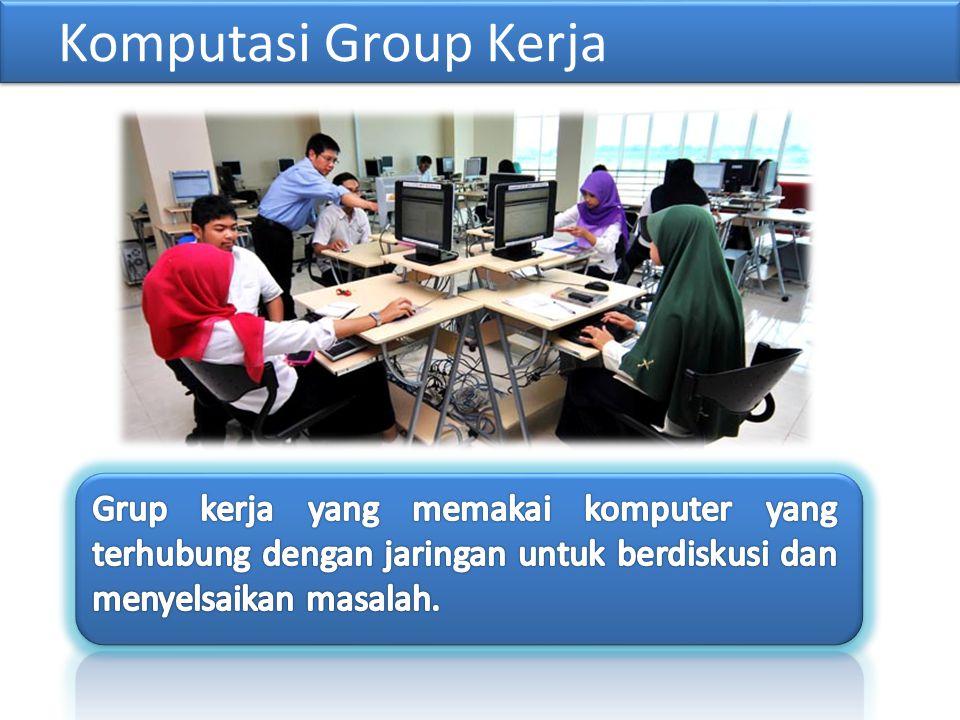 Komputasi Group Kerja