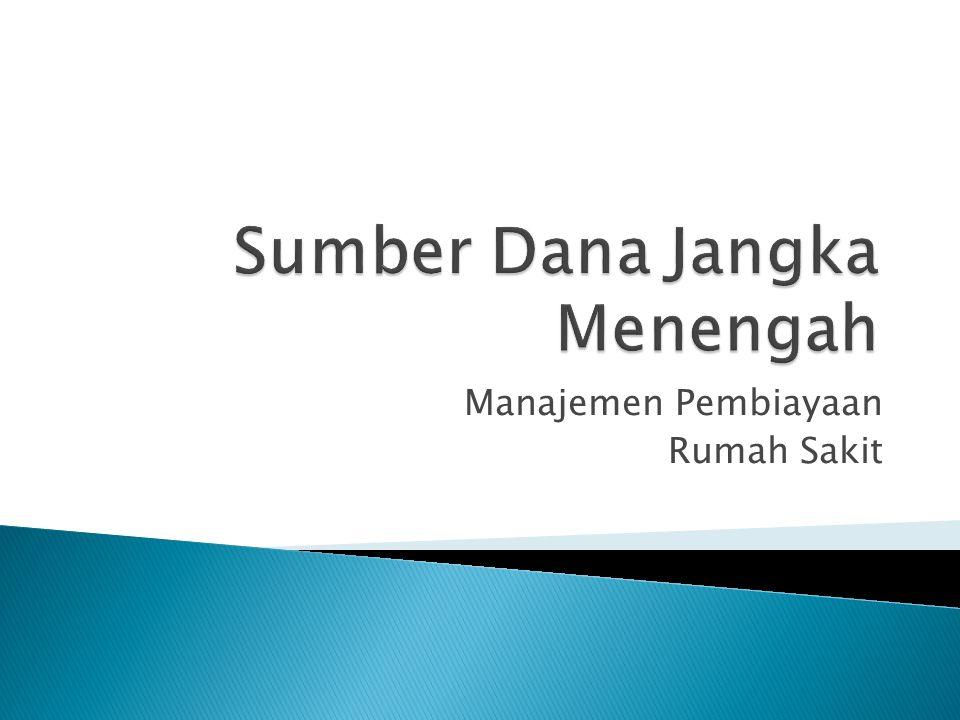 Manajemen Pembiayaan Rumah Sakit