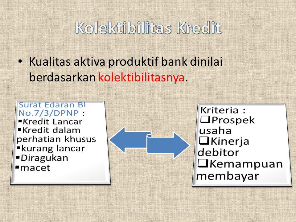 Pinjaman Non Tunai adalah Pemberian fasilitas kredit kepada nasabah oleh bank yang memerlukan syarat penarikan khusus.