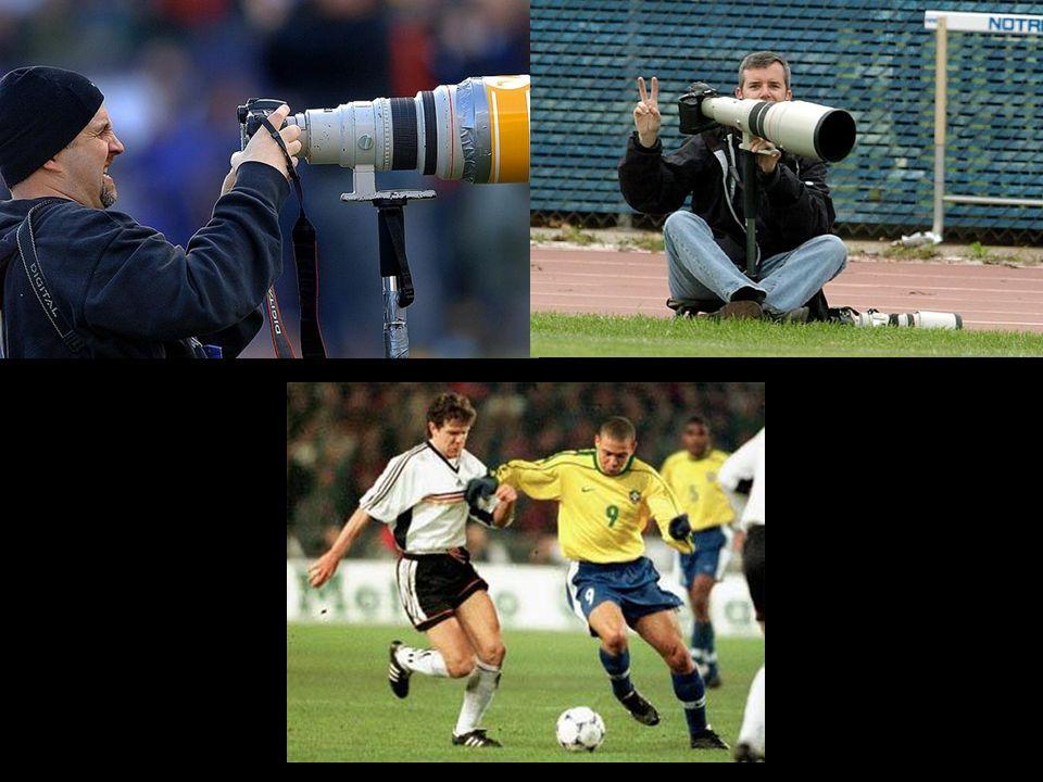Lensa tele Sudut pandang lebih kecil dari lensa normal. 70mm, 85mm, 135mm, 300mm, 400mm, 600mm, 800mm. lensa tele 1000mm : perbesaran gambar 20 kali d