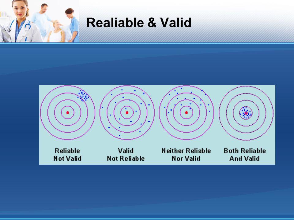 TEORI RELIABILITAS(1) Setiap alat ukur mengandung komponen: Nilai Sebenarnya (True value=Xt), dan Nilai Kesalahan (Error=Xe) Xu = Xt + Xe Pengukuran berulang menghasilkan varians: Vu=Vt + Ve
