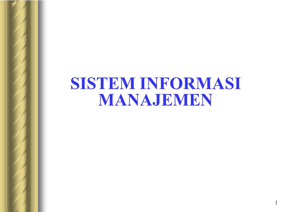 2 Materi Pembahasan Manajemen Informasi Trend Sistem Informasi Pengguna dan Pelaku S I Sistem Informasi S I Berbasis Komputer (CBIS)