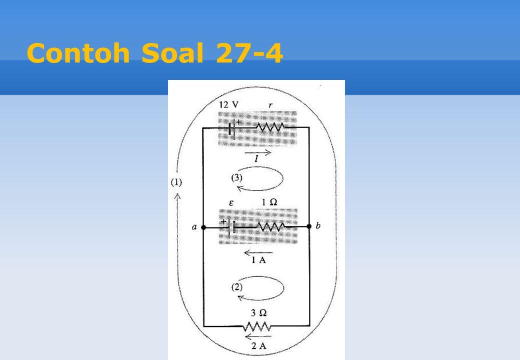 Contoh Soal 27-4