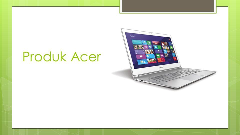 Detail Laptop keluaran Acer ini hadir dengan desain yang portabel dan juga ringan, dan tidak akan mudah lelah selama membawanya bepergian.